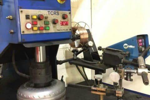 دستگاه های مخصوص تعمیر توربین گیربکس اتوماتیک
