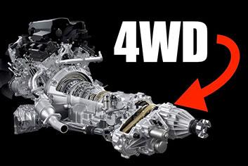 خدمات تعمیر و تنظیم ترانسفر باکس 4 wheel